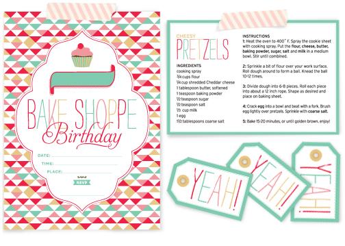 design wash rinse repeat freebie bake shoppe birthday