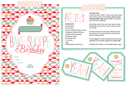 design wash rinse repeat freebie bake shoppe birthday